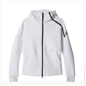 Adidas Z.N.E. Fast Release Jacket Hoodie USTA